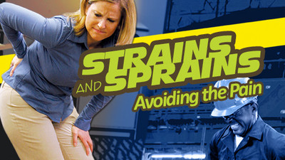 Strains & Sprains: Avoiding The Pain