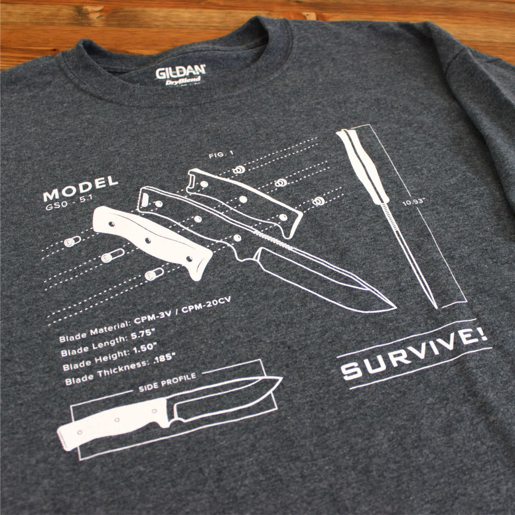 SURVIVE! Shirts