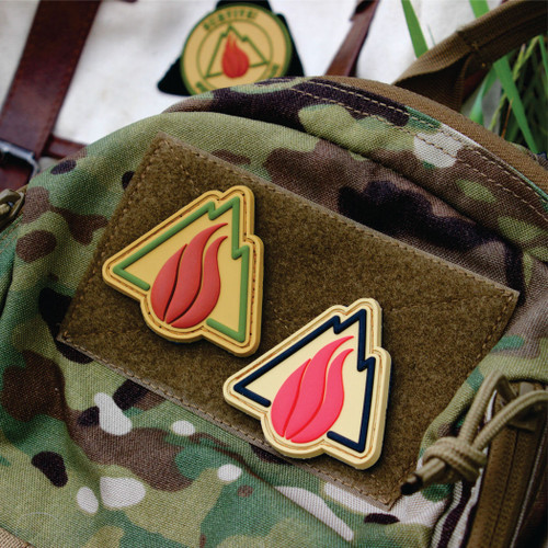 Die Cut PVC Patches