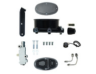 Wilwood Style Master Cylinder Kit with Aluminum Proportioning Valve Disc/ Disc