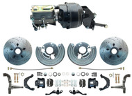 Mopar Big Brake A Body Performance Disc Conversion Kit