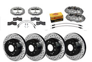 1965-1967 Chevrolet Corvette C-2  / 1968-1982 Chevrolet Corvette C-3  Wilwood rotors & calipers