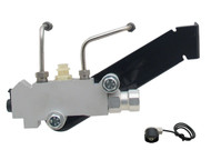 GM Left Side Prop Valve Kit. Disc/Drum - Aluminum