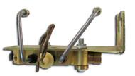 "9/16"" & 1/2"" Ports Disc/ Drum Bottom Mount Brass Prop Valve Kit"