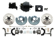 1966-1970 B Body 71-74 E Body O.E.M. Style Disc Brake Kit & Booster Conversion Kit