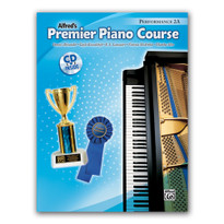 Alfred's Premier Piano Course Performance 2A