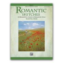 Romantic Sketches Book 1