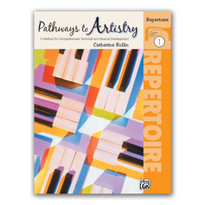 Pathways to Artistry: Repertoire, Book 1