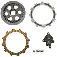 This is the Yamaha Rekluse clutch kit   Yamaha part number # 2HC-E63B0-V0-00  This clutch system allows you to operate the manual transmission on the YXZ1000R with ease, gives smooth clutch engagement, comes in very handy when maneuvering at low speeds in technical terrain, and eliminates engine stall. The Rekluse® clutch adds convenience without reducing performance — basically makes any driver look like they're handling the manual transmission like a pro!