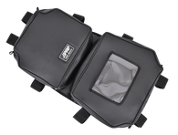 PRP's Can-Am X3 Overhead Bag offers separated, zippered compartments to store your gear. Great for storing jackets, sweaters, gloves, and more. Not recommended for tools.