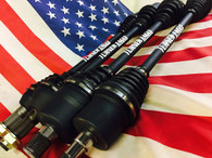 Can Am X3 Turner Eagle Level 2 Axles (Full Set of 4)