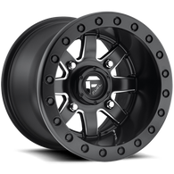 FUEL MAVERICK - D938 - BEADLOCK 14x8 set of 4