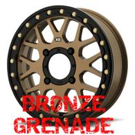XS235 GRENADE BEADLOCK 14x7 5+2