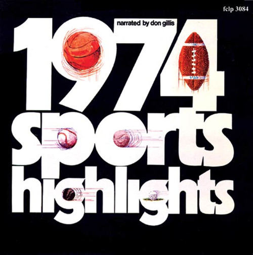 Sports Highlights of 1974