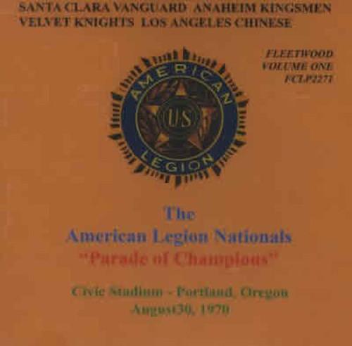 1970 American Legion Nationals - Vol. 1