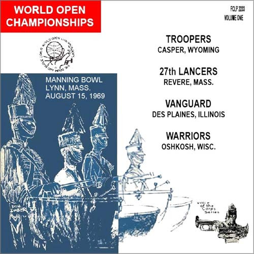 1969 World Open - Vol. 1