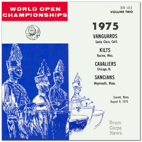 1975 - World Open Championships - Vol. 2