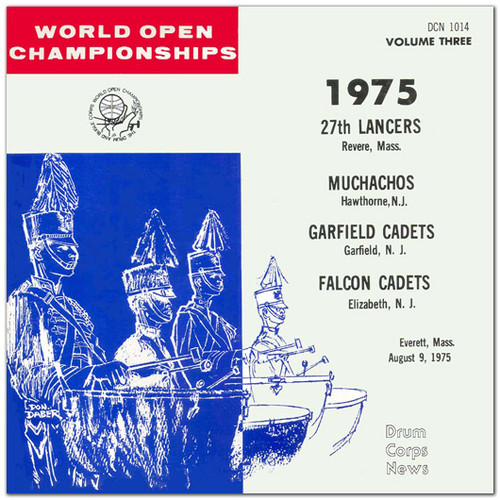 1975 - World Open Championships - Vol. 3