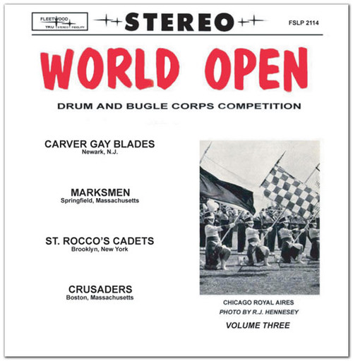 1963 World Open - Vol. 3