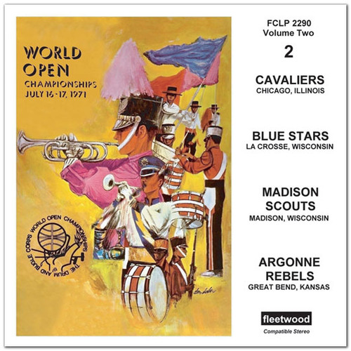1971 World Open - Vol. 2