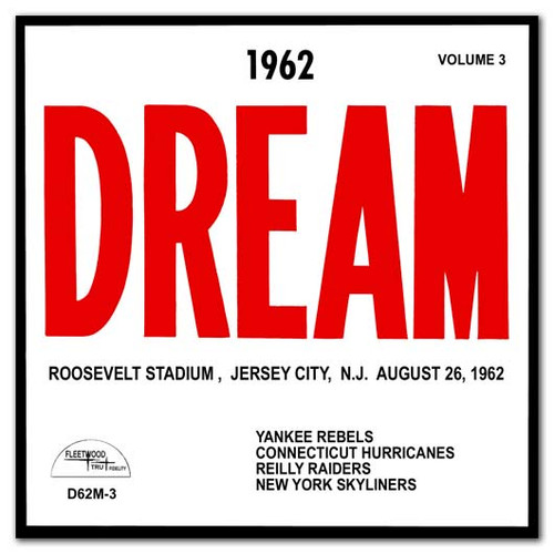 1962 - Dream - Vol. 3