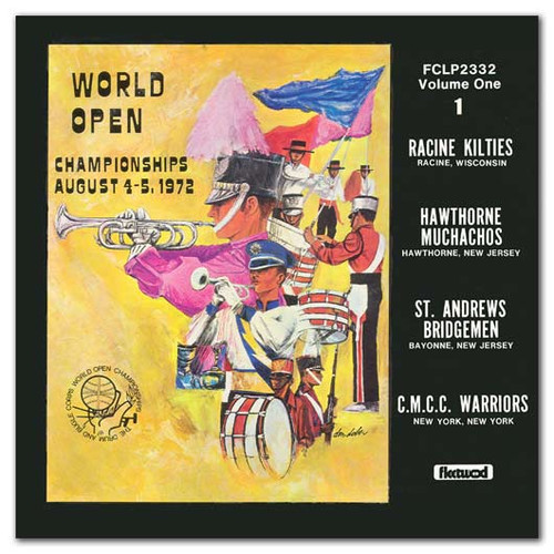 1972 - World Open Championships - Vol. 1