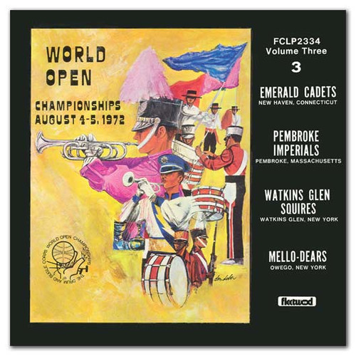 1972 - World Open Championships - Vol. 3