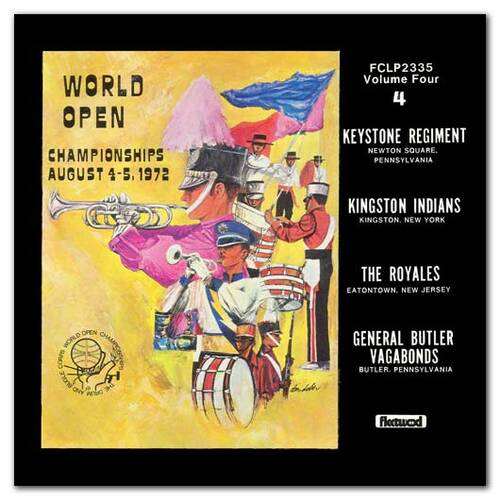 1972 - World Open Championships - Vol. 4