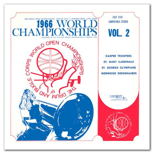 1966 - World Open Championships - Vol. 2
