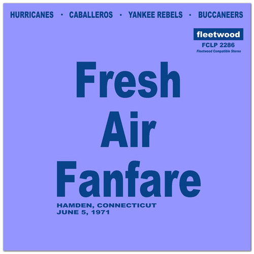 1971 Fresh Air Fanfare