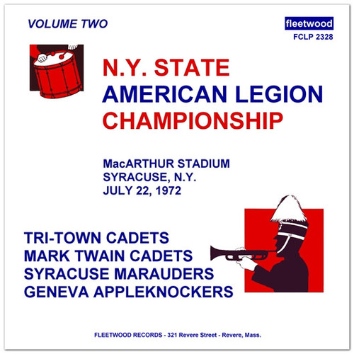 1972 New York American Legion - Vol. 2