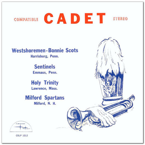 1965 - Cadet Custom Recording