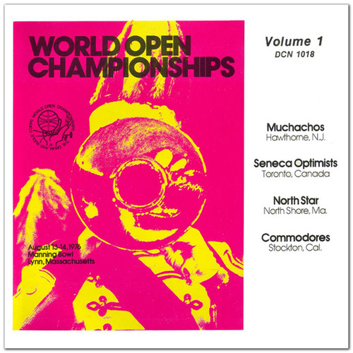 1976 - World Open Championships - Vol. 1