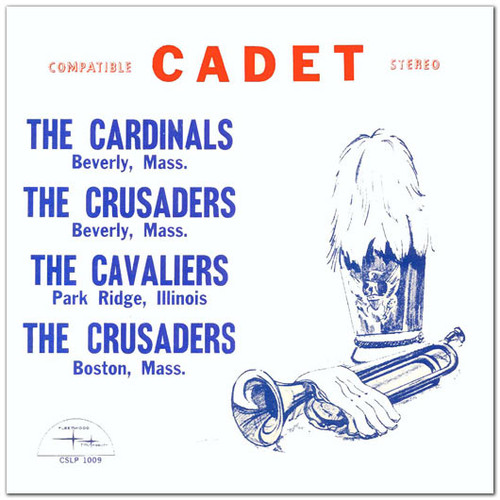 1964 - Cadet Custom Recording - CD 2