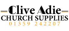 Clive Adie Church Supplies