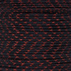 Red Knight - 550 Paracord with Metallic Tracers - 100ft