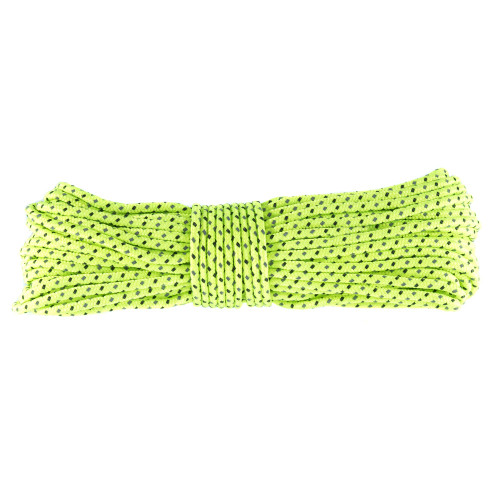 Reflective Tent Rope - Neon Green