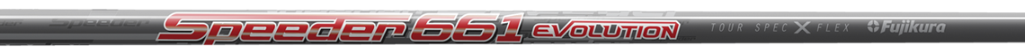 Fujikura Speeder Evolution 661 Tour Spec Ts