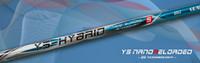 Graphite Design YS NanoReloaded Hybrid Shaft