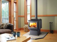 Regency F3500 24 Hour Burn Time Wood Stove