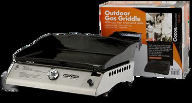 plancha grills coroa 21 outdoor gas griddle. Black Bedroom Furniture Sets. Home Design Ideas
