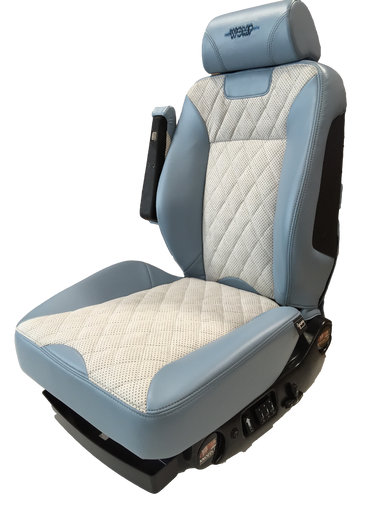 Extreme Lo Static Power Seat Front View
