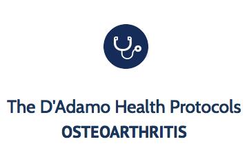 D'Adamo Health Protocols - Osteoarthritis