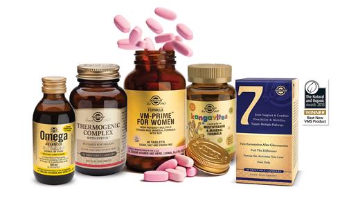 Solgar Vitamins and Herbs