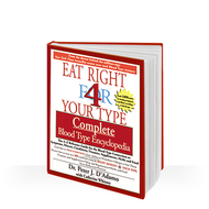 Complete Blood Type Encyclopedia R4YT (Paperback Book)