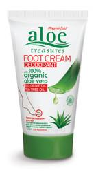 Aloe Treasures Foot Cream Deodorant (120ml)