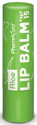 Pharmaid - Aloe Vera Lip Balm + SPF 15 (4.8g)