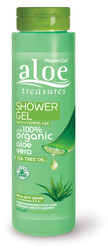Aloe Treasures Shower Gel Tea Tree (250ml)