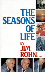 The Seasons of Life by Jim Rohn (Paperback Book)