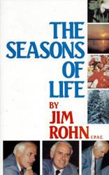 The Seasons of Life by Jim Rohn (Paperback Book)